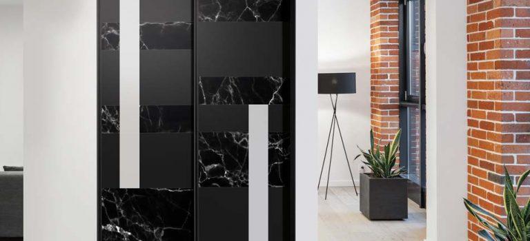 10-porte-placard-sillage-marbre-et-vitre-laquee-noire